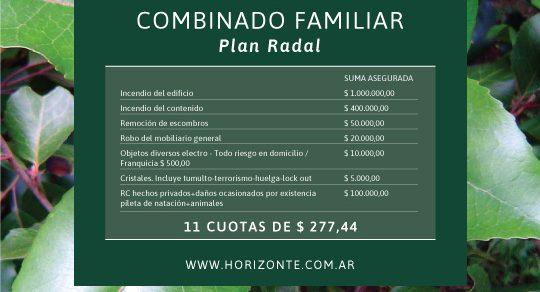 Plan Radal